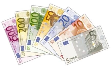 Leul se intareste: un euro a ajuns sa coste astazi si 4,28 lei
