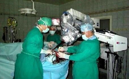 Pana de curent la Spitalul Bagdasar Arseni
