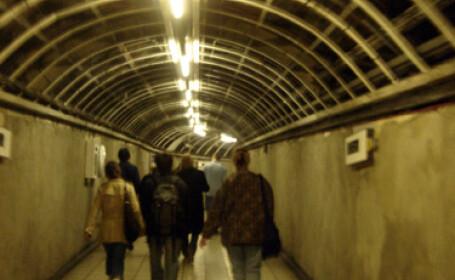 Tunelurile din centrul Londrei, scoase la vanzare