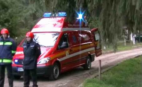 Accident fatal pentru un batran: a fost lovit in plin de un autocar