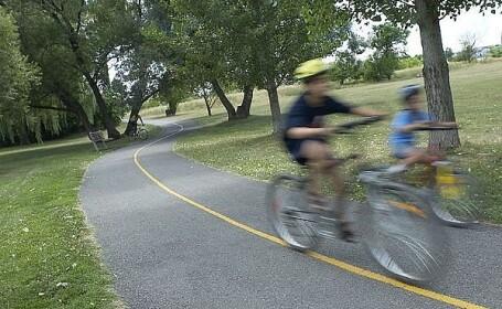 Biciclistii din Bucuresti au doar 50 de kilometri de piste