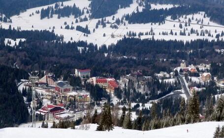 Poiana Brasov, cea mai indicata statiune pentru schi in aceasta iarna