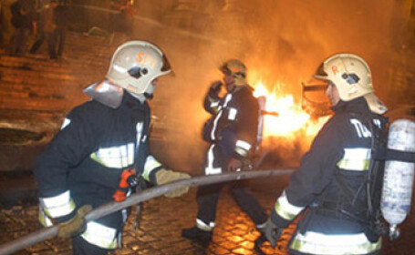 Actiune pompieri