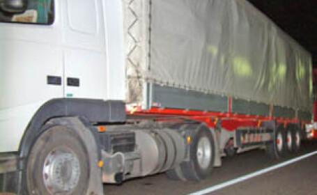 Patru persoane au fost ranite intr-un grav accident pe DN1
