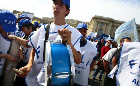 Profesorii vor intra in greva generala pe 18 noiembrie