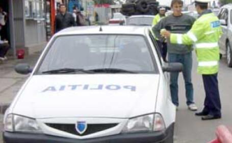 Accident in lant langa Focsani! 12 masini au fost avariate