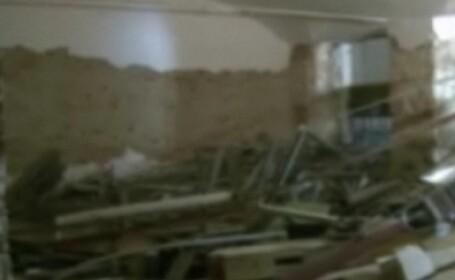 Patru muncitori din Praga au murit sub daramaturile cladirii la care lucrau