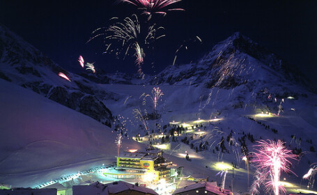 Revelion de criza, pe bani putini, in apartamentele din statiunile de schi!