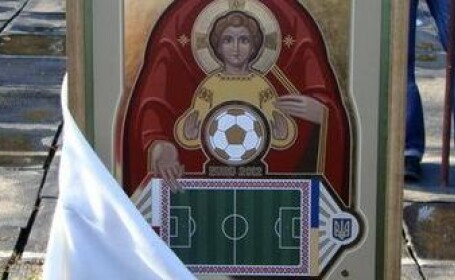 Iisus sportiv in Ucraina