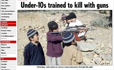 Copii teroristi
