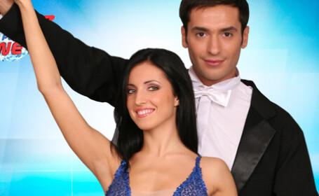 Radu Valcan si Elena