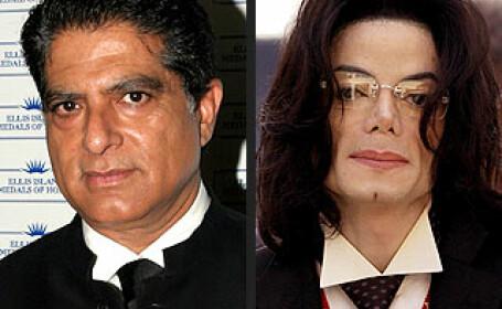 Michael Jackson, Deepak Chopra