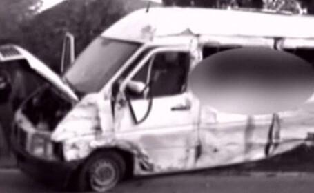 Patru oameni ucisi de un sofer de TIR! Vinovatul a fugit acasa sa se culce