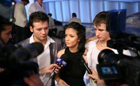Andreea Mantea si Daniel Lazar