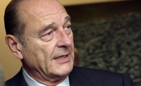 Un avocat apropiat de Sarkozy sustine ca a vazut cum Jacques Chirac a primit bani ilegal