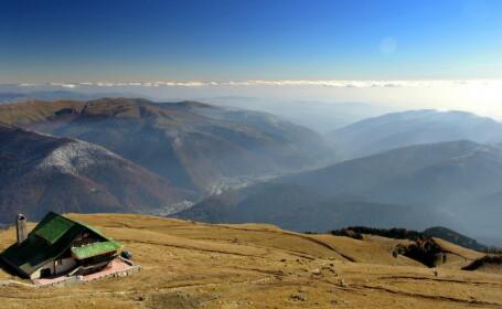 Weekend de vis pentru mii de turisti care au ales muntele