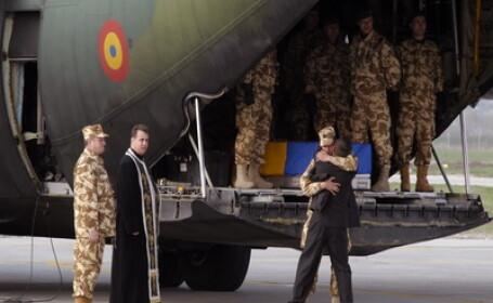 Unul dintre militarii morti in Afganistan, numit cetatean de onoare