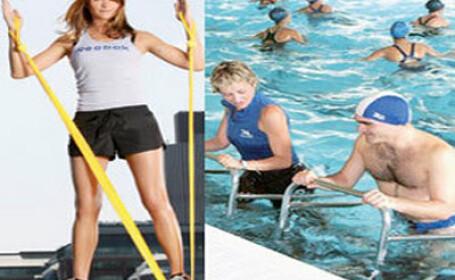 Cele mai fresh sporturi: GST si Aqua running