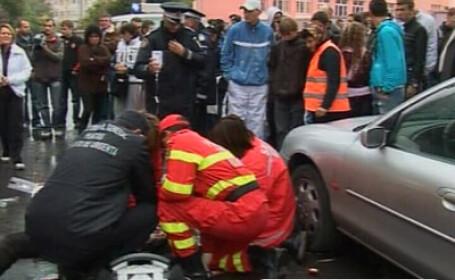 Elevi injunghiati in Craiova
