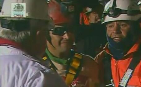 Operatiune de salvare mineri Chile