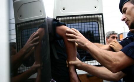 Seful Parchetului Judecatoriei Sibiu si un ofiter SRI, arestati