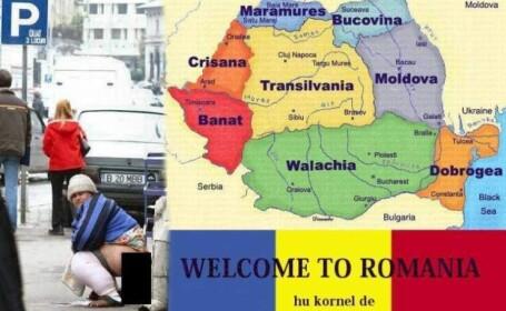 Cum arata Romania pe internet. Imaginile care pun strainii pe fuga. GALERIE FOTO
