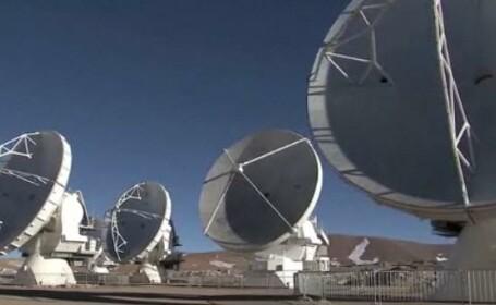 Ar putea fi o transmisie venita din partea unei inteligente extraterestre. Semnalul radio care ii agita pe astronomi