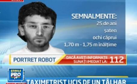 taximetrist portret robot