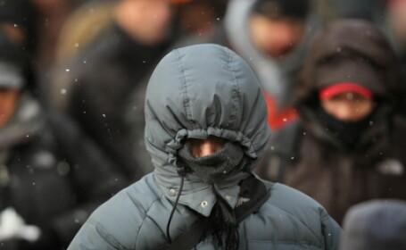 Vreme rece in vestul tarii. Temperaturile scad sub 0 grade, iar ploile se transforma in lapovita