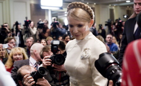 Presedintele Germaniei protesteaza fata de situatia Iuliei Timosenko. Si-a anulat vizita la Yalta