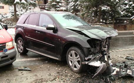 accident Serban Huidu