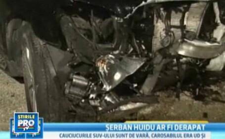 Cauciucurile de la masina lui Huidu erau de vara. Cat de mult au contat in producerea accidentului