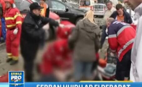 Cine sunt cei trei oameni care au murit in accidentul provocat de Serban Huidu. VIDEO