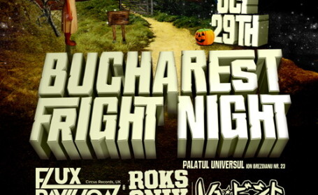 Bucharest Fright Night