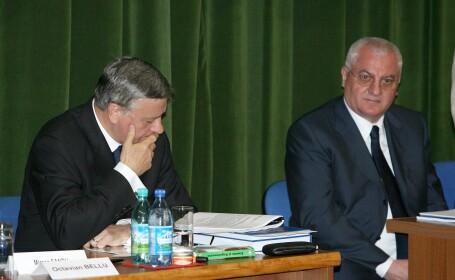 Mircea Sandu, Dumitru Dragomir