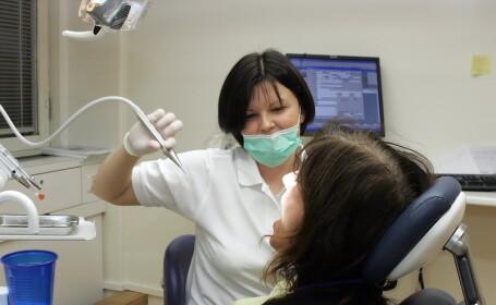Dentist, cabinet