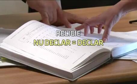 Nu declar