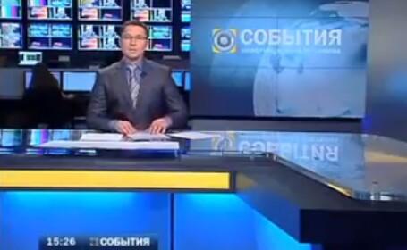 Prezentator Rusia