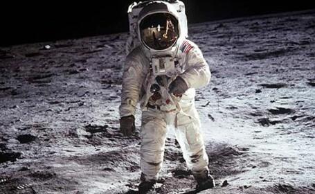 Primii pasi ai omului pe Luna, Neil Armstrong, 1969