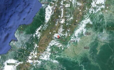 Cutremur cu magnitudinea de 7,1, inregistrat in Columbia. Autoritati: \