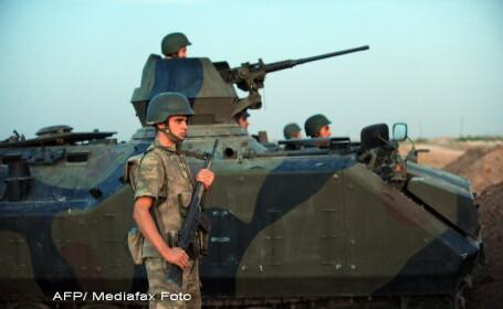 Turcia, soldati turci