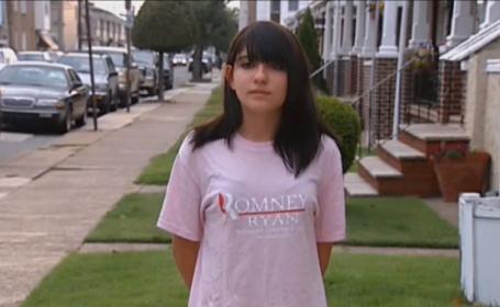 Samantha tricou Romney