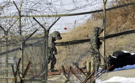 Soldati Coreea de Sud