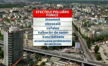 efecte poluare fonica