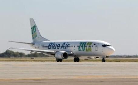 Blue Air a fost scoasa la vanzare. INTERVIU cu seful companiei
