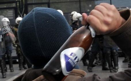 Proteste Grecia - COVER