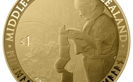 moneda Noua Zeelands
