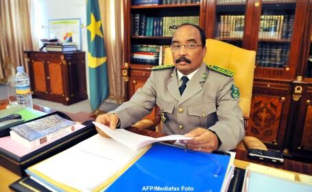 Presedintele Mauritaniei a fost impuscat din greseala de propriii sai soldati