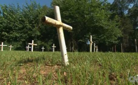 cimitir in spatele scolii, Florida