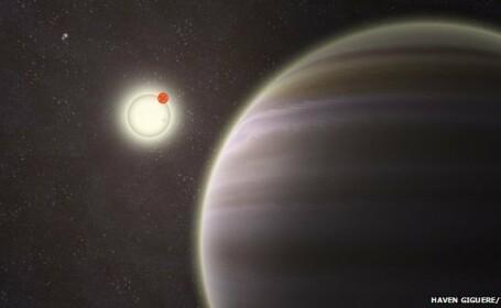 planeta cu 4 sori